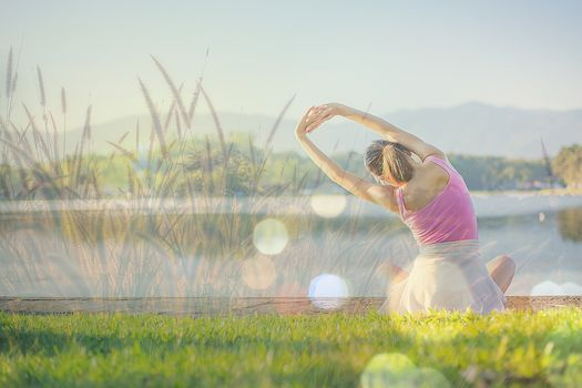Gentle Yoga Teacher Specialty Training with Flossie Park, 4 January | Online Event | AllEvents.in