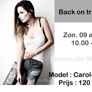 Back on track with jeans - fotografie workshop