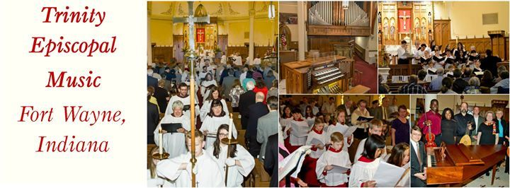 A Service Of Lessons And Carols At Trinity Episcopal Music