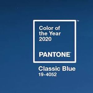 Oprowadzanie w kolorze blue