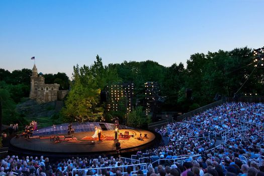 Shakespeare in the Park (Free) July to August 2021, 30 August   Event in New York   AllEvents.in