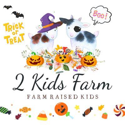 Halloween on the Farm - Weekend 1