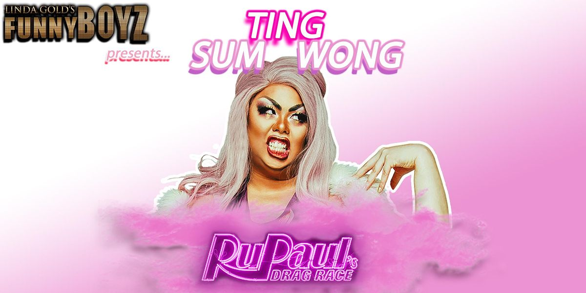 FunnyBoyz Manchester presents RuPaul's Drag Race SUMTINGWONG, 23 October | Event in Manchester | AllEvents.in