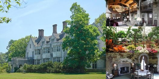 'Planting Fields: Gilded Age Estate of Long Island's Oyster Bay' Webinar, 10 May | Online Event | AllEvents.in