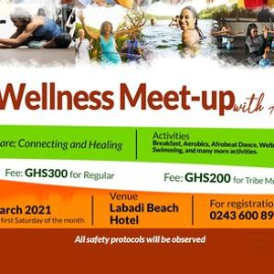 Wellness Meet-Up with Ariel