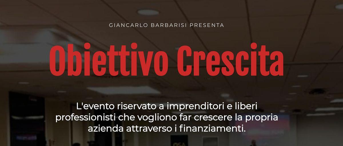 Obiettivo Crescita - Bologna, 5 November | Event in Bologna | AllEvents.in