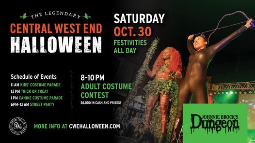 The Legendary CWE Halloween, 30 October   Event in St. Louis   AllEvents.in