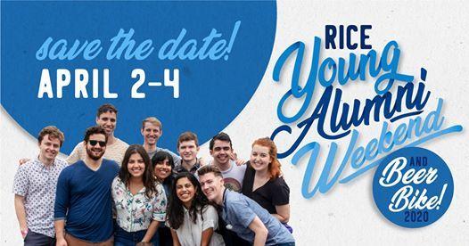 Rice Young Alumni Weekend