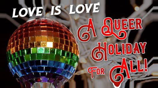Love Is Love Dance Party A Queer Holiday For All