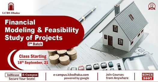 Financial Modeling and Feasibility Study of Projects-7th Batch | Event in Dhaka | AllEvents.in
