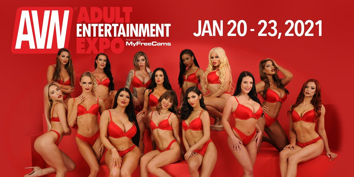 AVN Adult Entertainment Expo January 20 - 23, 2021, 20 January | Event in Las Vegas | AllEvents.in