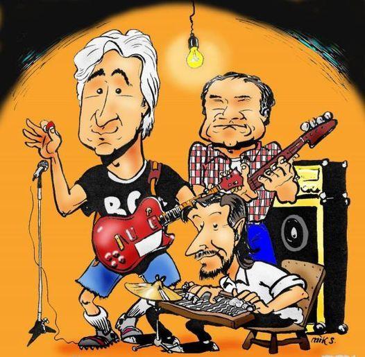 Koncert med Billy Cross, Mik Shack, og Flemming Ostermann, 24 September   Event in Ølstykke   AllEvents.in
