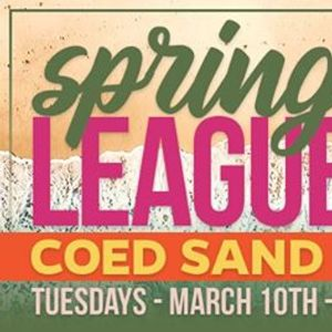 Tuesday Irvine Sand Volleyball  Spring 2020 League