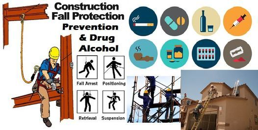 Clases 10 Horas Para SST40 NYC DOB Worker Card 8HR Fall Prevention & 2HR Drug and Alcohol, 29 May | AllEvents.in