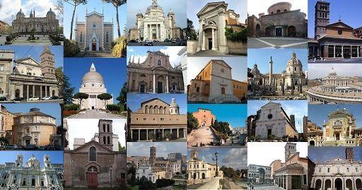 Corso Online Le chiese di Roma
