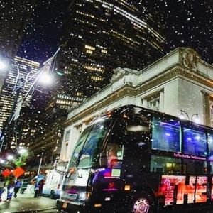 The Ride - An Interactive NYC Bus Tour Unlike Any Other