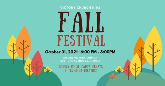 Victory Kids Fall Festival, 31 October | Event in Airdrie | AllEvents.in