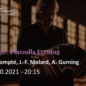 Tango - Piazzolla Evening