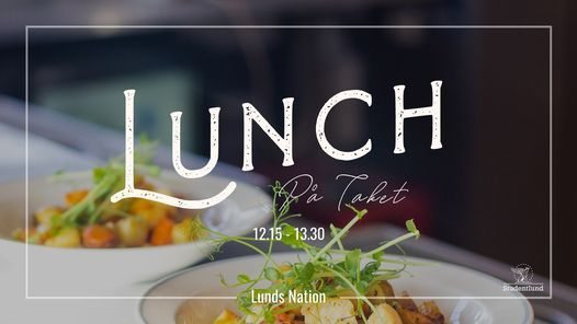 Lunch   Lunds Nation   Event in Lund   AllEvents.in