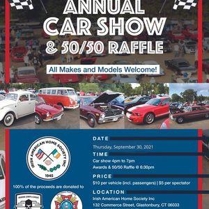 Monaco Ford Annual Car Show & 5050 Raffle