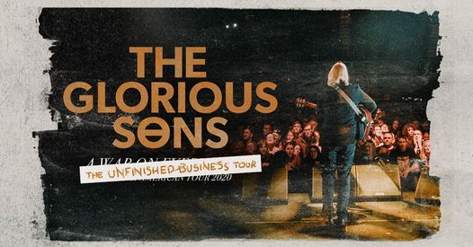 The Glorious Sons, 15 December   Event in Minneapolis   AllEvents.in
