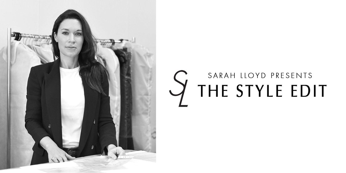 The Style Edit, 27 October   Online Event   AllEvents.in