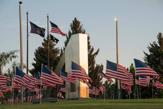 Idaho Falls, ID 2021 ~ 9th Annual Field of Honor®, 29 May   Event in Idaho Falls   AllEvents.in