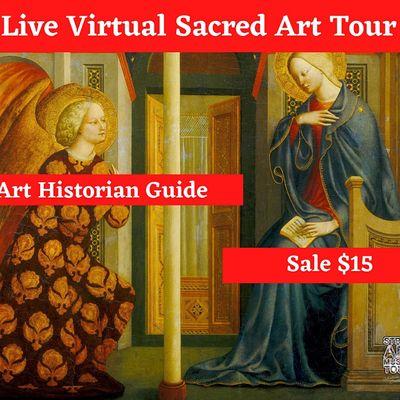Virtual  Sacred Art Tour