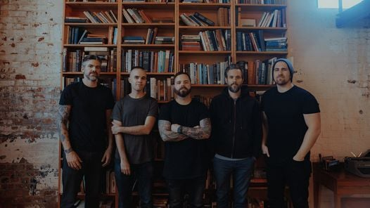 WSOU Presents Between The Buried And Me: An Evening With, 8 August | Event in New York | AllEvents.in