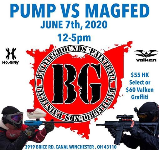 Pump VS MagFed