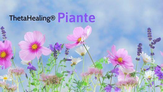 Corso ThetaHealing® Piante, 19 June | Online Event | AllEvents.in