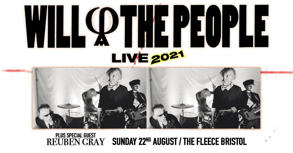 Will & The People, 11 May | Event in Bristol | AllEvents.in