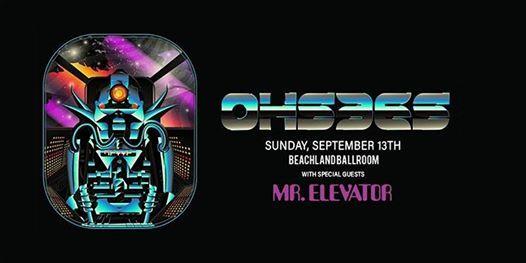 Postponed Oh Sees wsg Mr. Elevator at Beachland Ballroom