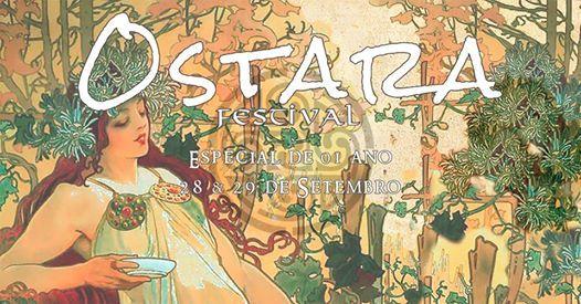 Ostara Festival - Edio comemorativa de 01 ano
