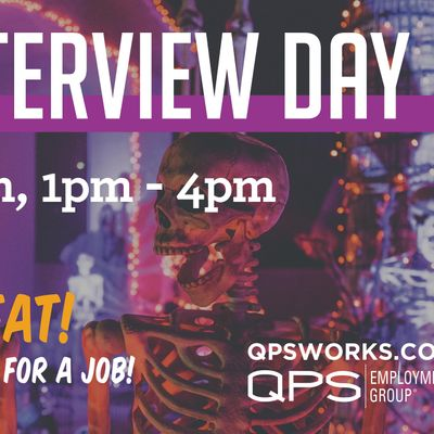 QPS Appleton Open Interview Day