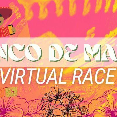 Run Cinco De Mayo Virtual Race