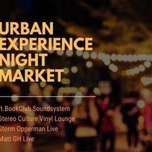 The Urban Experience Night Market 2.0