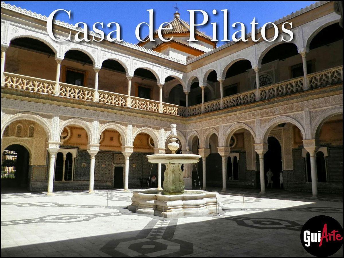 Casa Pilatos Visita Guiada | Event in Sevilla | AllEvents.in