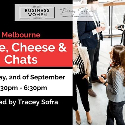 Melbourne BWA Wine Cheese & Chats