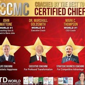Certified Chief Master Coach (eCCMC)