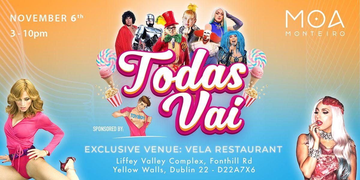Todas Vai  - Brazilian Party, 6 November   Event in Dublin   AllEvents.in
