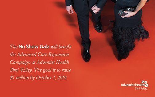 No Show Gala at Adventist Health, Simi Valley