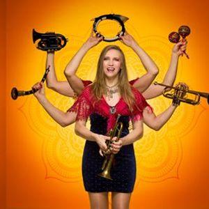Saskia Laroo  Trumpets Around The World (new album concert)