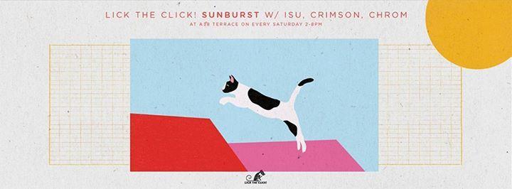 Lick The Click Sunburst 179