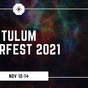 Tulum Ayurfest  Nov 12-14 2021