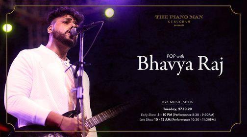 Bhavya Raj (Pop), 27 October | Event in Gurgaon | AllEvents.in