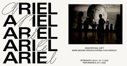ARI. Public events: Gravitational Shift; workshops and performance | Event in Copenhagen  | AllEvents.in