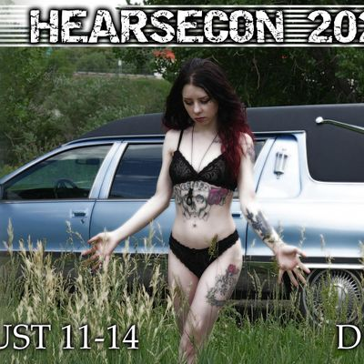 HearseConMorbid Curiosities Carnival 2022