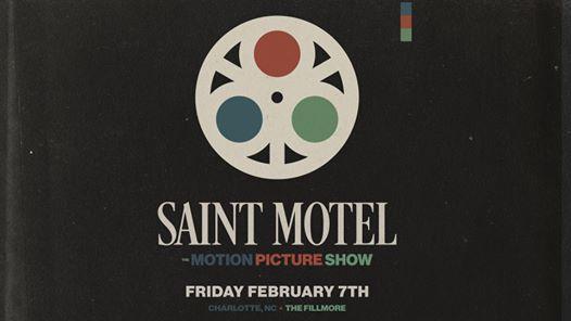 Saint Motel - The Motion Picture Show