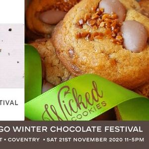 Wicked Cookies at Fargo Village Winter Chocolate Festival